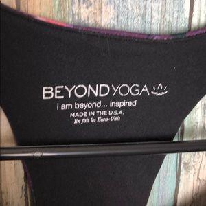 Beyond Yoga Tops - Beyond Yoga Athletic Tank